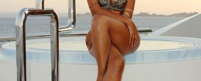 Beyoncé's Hot Tub