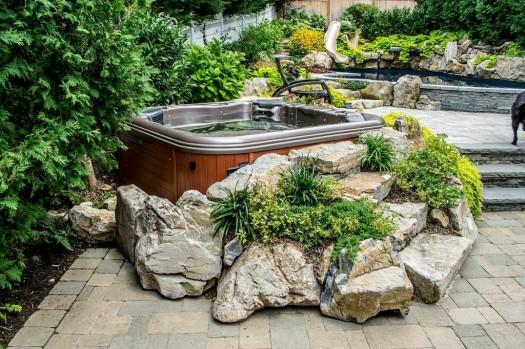Special Hot Tub Installation (Long Island/NY):