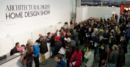 Architectural Digest Home Design Show: