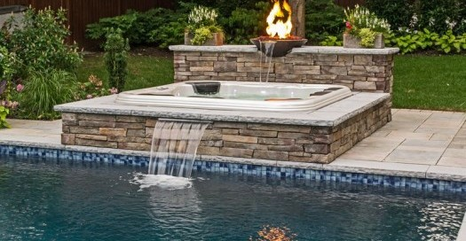 Adding Spa to Gunite Pool (Long Island/NY):