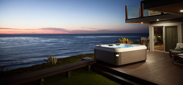 Positioning Your Hot Tub: