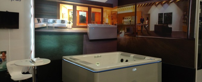 Bullfrog/Best Hot Tubs are showcasing Bullfrog Spas' new compact modern STIL5 spa, Booth (479), at Architectural Digest Design Show, PIERS 92 & 94, 55th Street, at 12th Avenue, NYC.