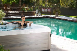 compared to custom spas portable hot tubs are and boast very comfortable seats in addition bullfrog spas the that best hot