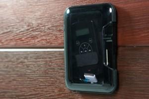 Bullfrog's Exterior Audio Control Dock