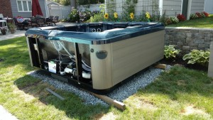Best Hot Tubs' Bullfrog Spa