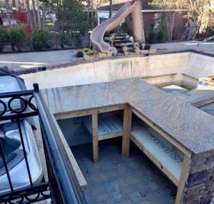 Lawrence, NY, Backyard Upgrade