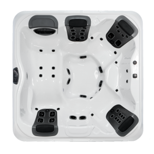 Bullfrog Spas' R7L model