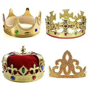 Costume Crowns and Tiaras