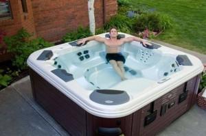 Hot Tub - The Perfect Escape