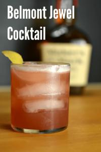 Belmont Jewel Cocktail