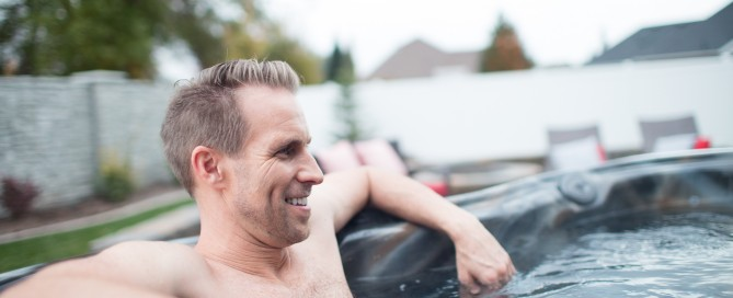 Hot Tub Maintenance for Dad