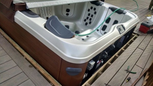 Portable Hot Tubs Will I Need A Permit And A Licensed