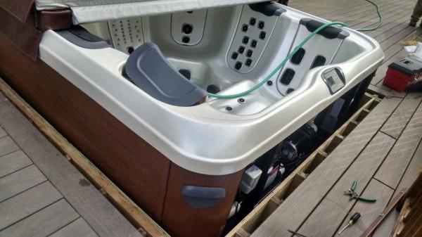 Hot Tub Installation: