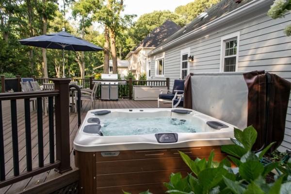 Hot Tub Case (Long Island/NY):