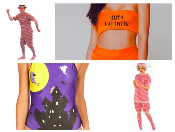 Halloween Bathing Suits