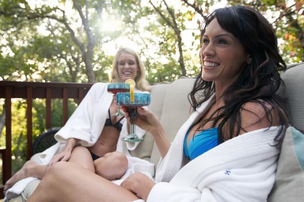 Bathrobes/Hot Tub Parties: