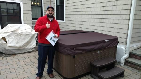 Best Hot Tubs Customer (Long Island/NY):