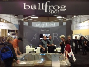 Bullfrog's X Series Debut in Las Vegas