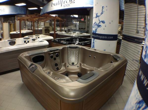 Best Hot Tubs Showroom
