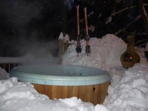 Best Hot Tubs Fire Features
