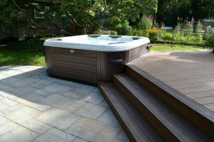 Space for hot tub Can Be a Key Factor
