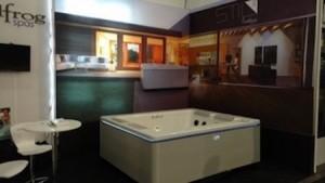 Bullfrog Spas/Best Hot Tubs Booth: 479