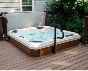 Hot Tub HandRail