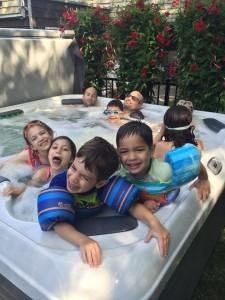 Bullfrog Spas Brings Family Closer Together