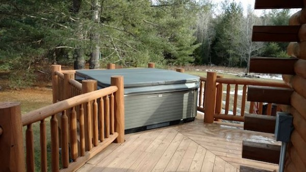 Bullfrog Spas Impervious Design: