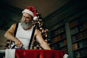 Santa's Planning Ahead