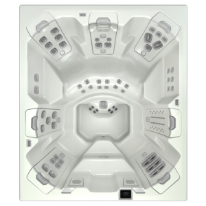 Bullfrog's M9 Interior