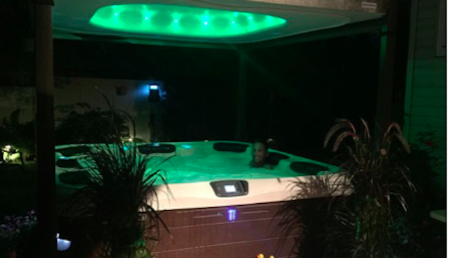 Bullfrog Spas Interior Lighting