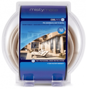 MistyMate Nozzle Cool Patio Misting System