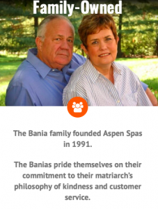 Aspen Is a Family Owned Company
