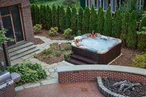 Basic Hot Tub Installation (Aspen Spas)