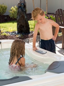 Changing Hot Tub Water Temperature