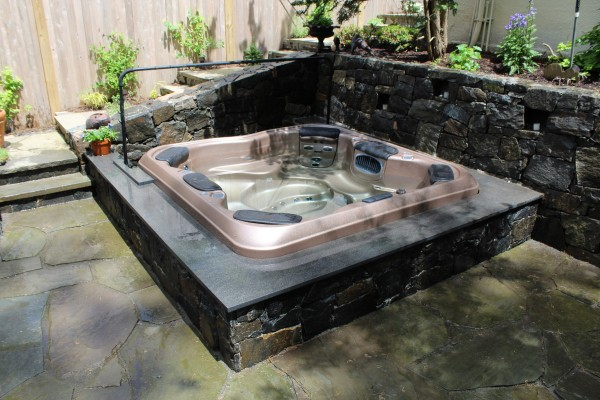 Hot Tub Installation in Hastings-On-Hudson, NY: