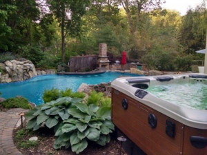 Hot Tubs Are Not Small Pools