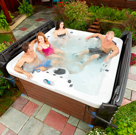Strong Spas Available at Best Hot Tubs