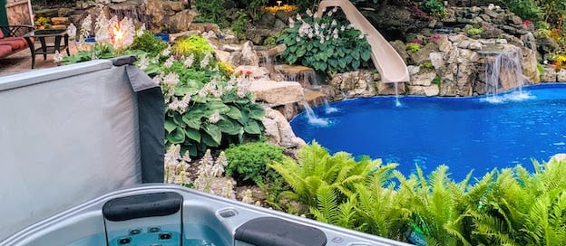 Pools Vs Spas: When summer is over people close their pools. But their portable spa keeps operating 12 months a year.